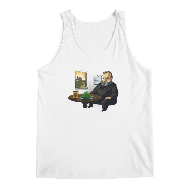 In July Men's Regular Tank by Good Bad Flicks
