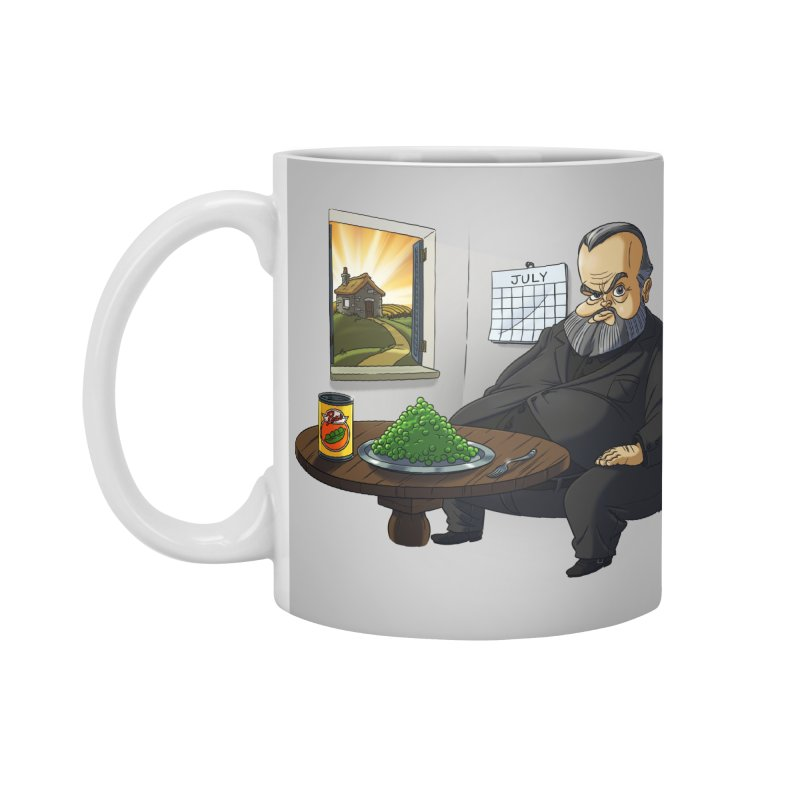 In July Accessories Mug by goodbadflicks's Artist Shop