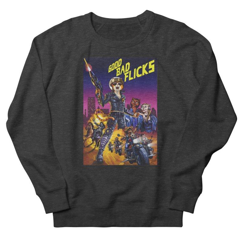 1990 Good Bad Flicks Warriors Men's French Terry Sweatshirt by goodbadflicks's Artist Shop