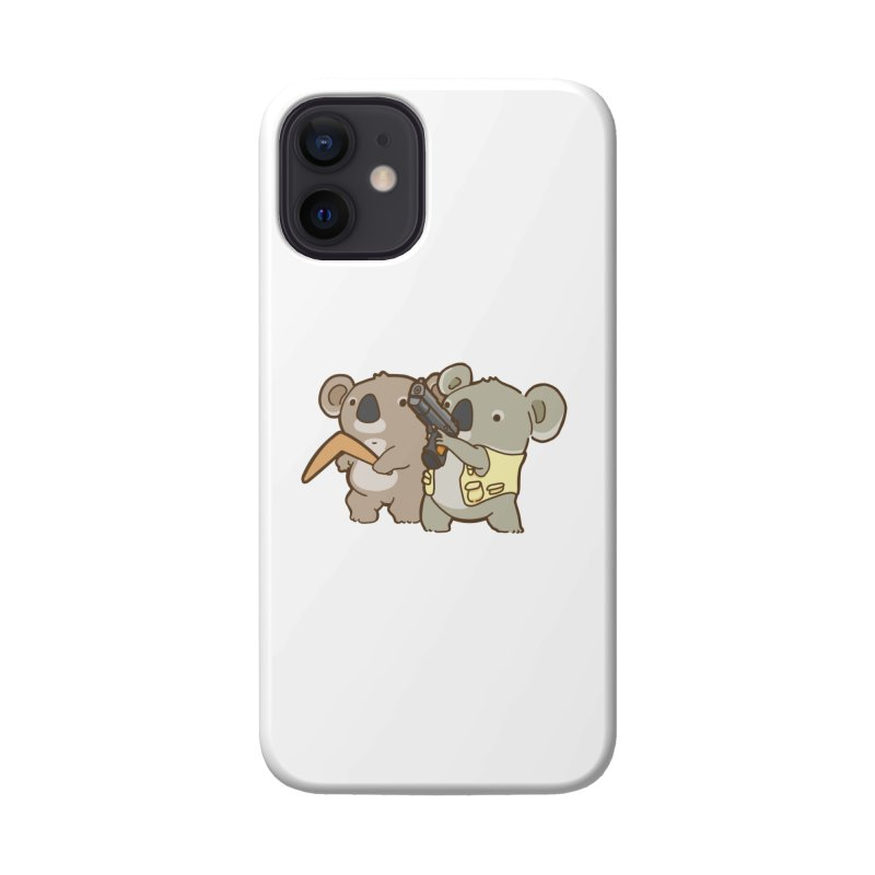 Dangerous Koalas Accessories Phone Case by Good Bear Comics's Artist Shop