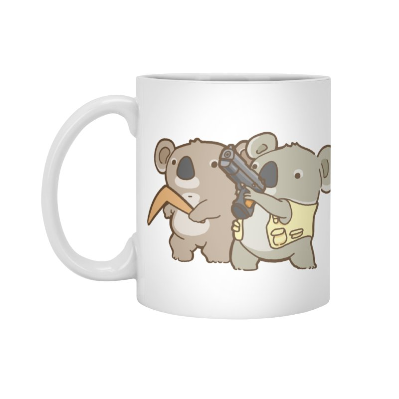Dangerous Koalas Accessories Standard Mug by Good Bear Comics's Artist Shop