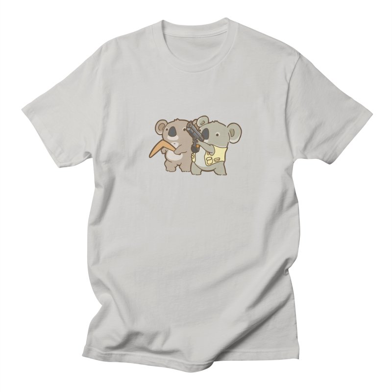 Dangerous Koalas Women's T-Shirt by Good Bear Comics's Artist Shop