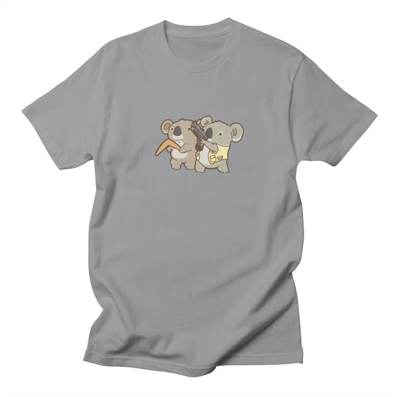 Dangerous Koalas Women's Regular Unisex T-Shirt by Good Bear Comics's Artist Shop
