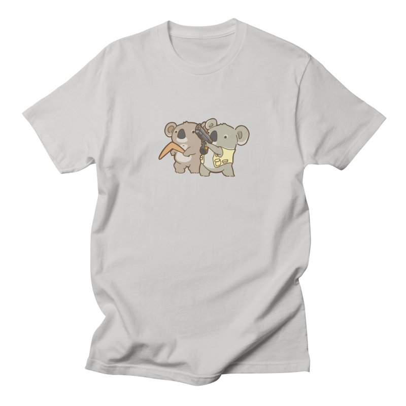 Dangerous Koalas Men's Regular T-Shirt by Good Bear Comics's Artist Shop