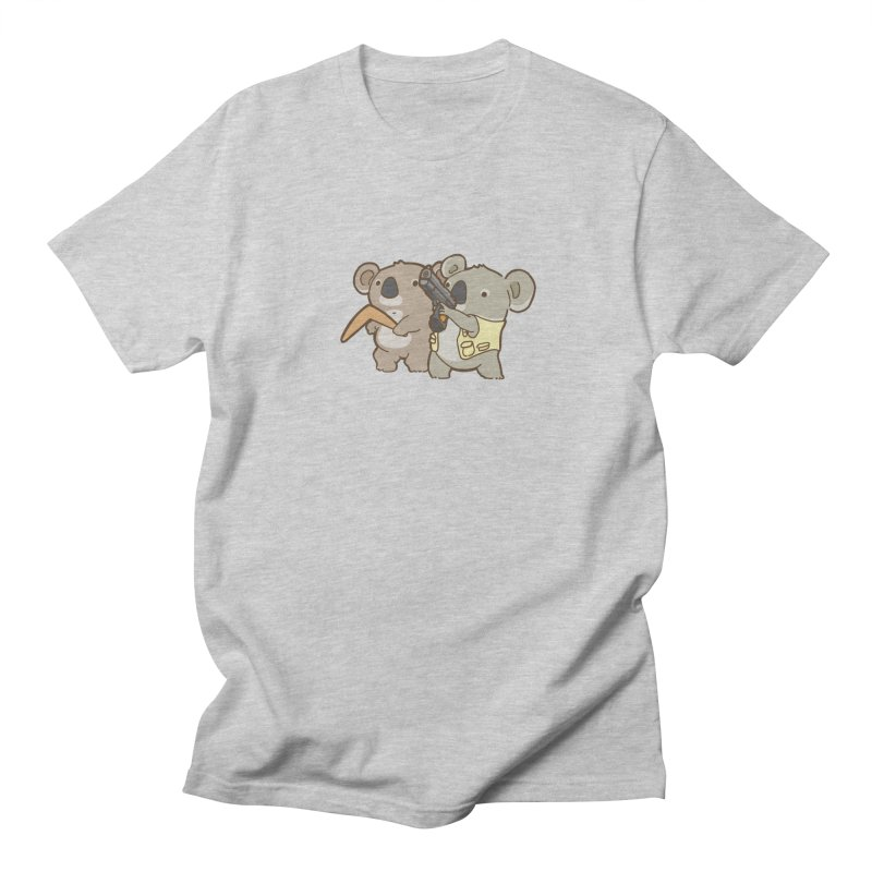 Dangerous Koalas Men's T-Shirt by Good Bear Comics's Artist Shop