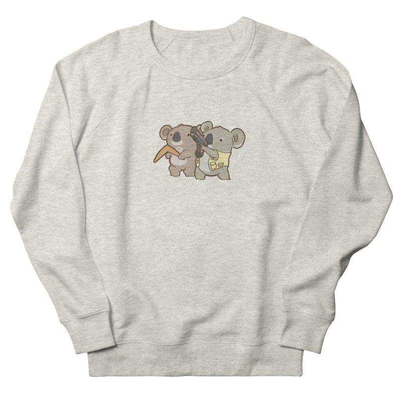 Dangerous Koalas Women's Sweatshirt by Good Bear Comics's Artist Shop
