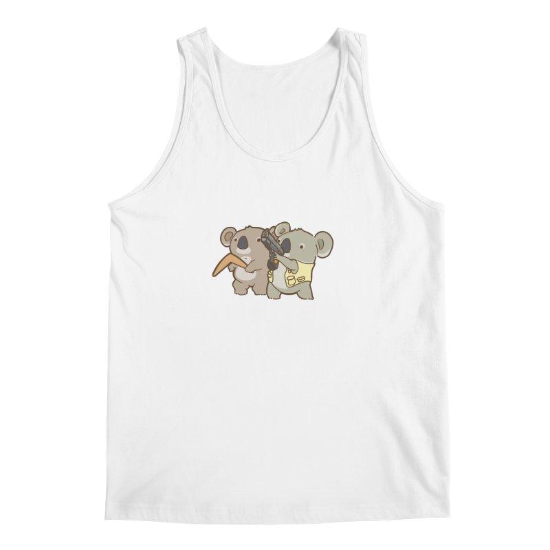 Dangerous Koalas Men's Regular Tank by Good Bear Comics's Artist Shop