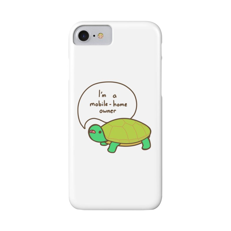 Mobile-Home Owner Accessories Phone Case by Good Bear Comics's Artist Shop