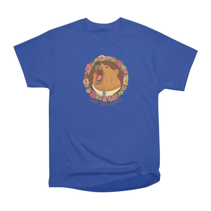 Good Bear Comics Women's Heavyweight Unisex T-Shirt by Good Bear Comics's Artist Shop