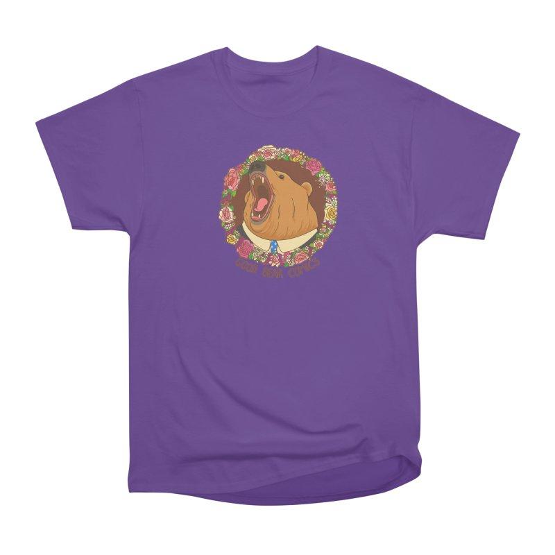 Good Bear Comics Men's Heavyweight T-Shirt by Good Bear Comics's Artist Shop