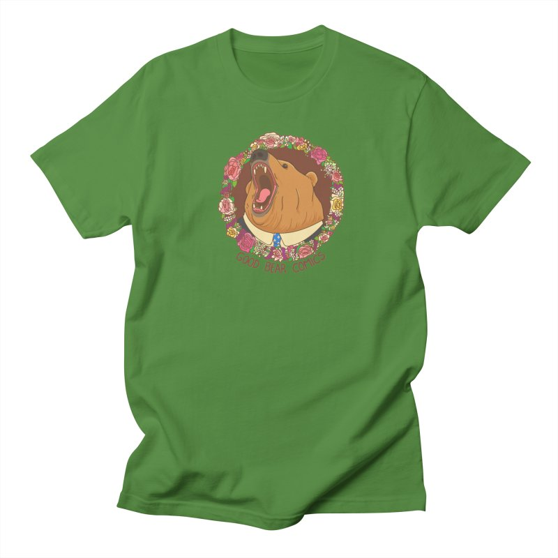 Good Bear Comics Women's Regular Unisex T-Shirt by Good Bear Comics's Artist Shop