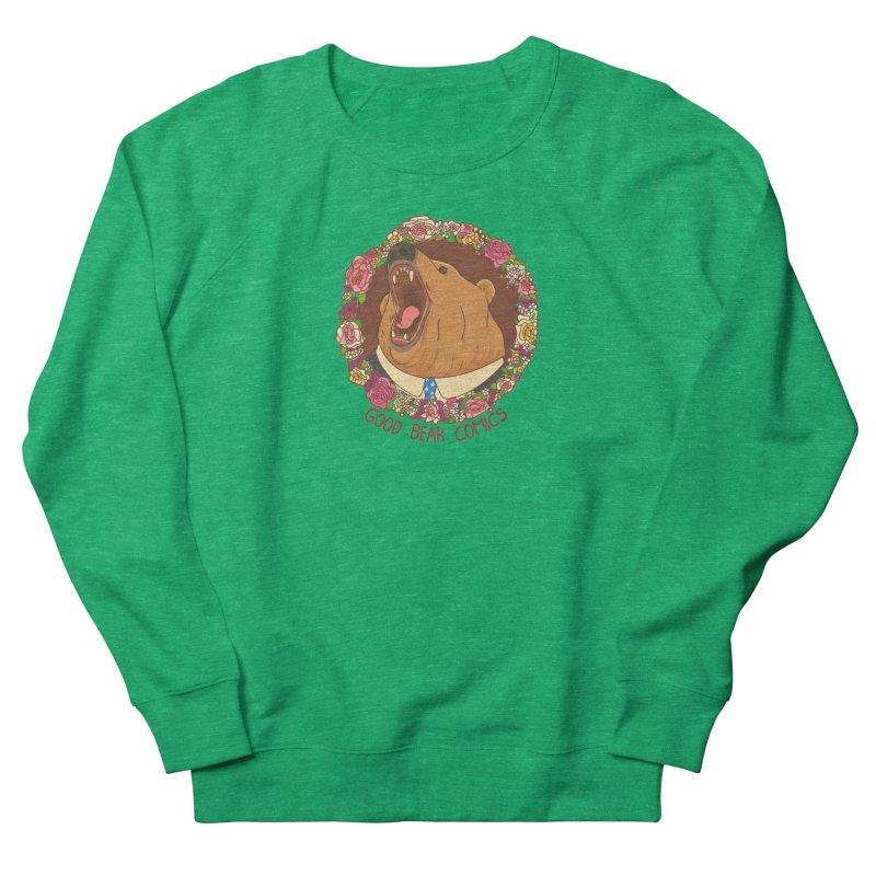 Good Bear Comics Women's Sweatshirt by Good Bear Comics's Artist Shop
