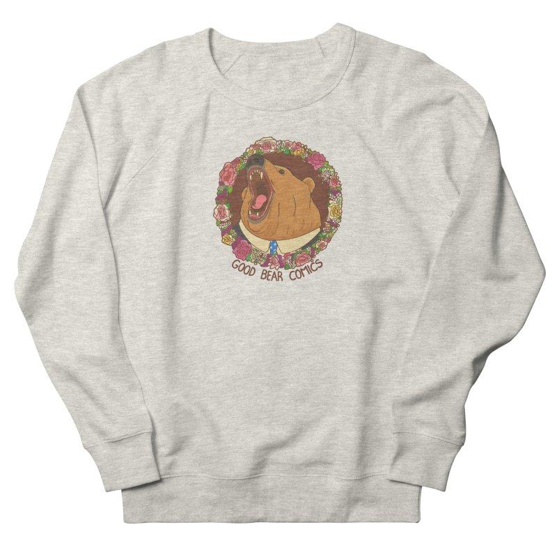 Good Bear Comics Women's French Terry Sweatshirt by Good Bear Comics's Artist Shop