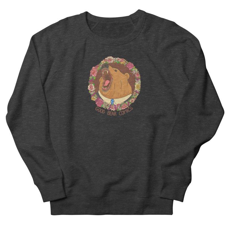 Good Bear Comics Men's French Terry Sweatshirt by Good Bear Comics's Artist Shop