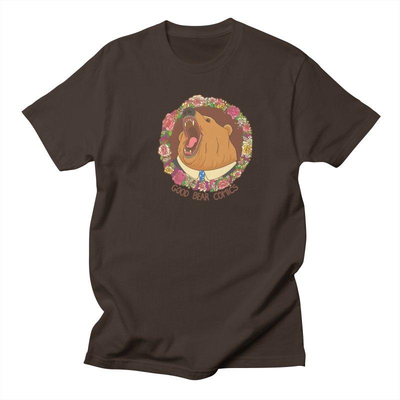 Good Bear Comics Men's T-Shirt by Good Bear Comics's Artist Shop