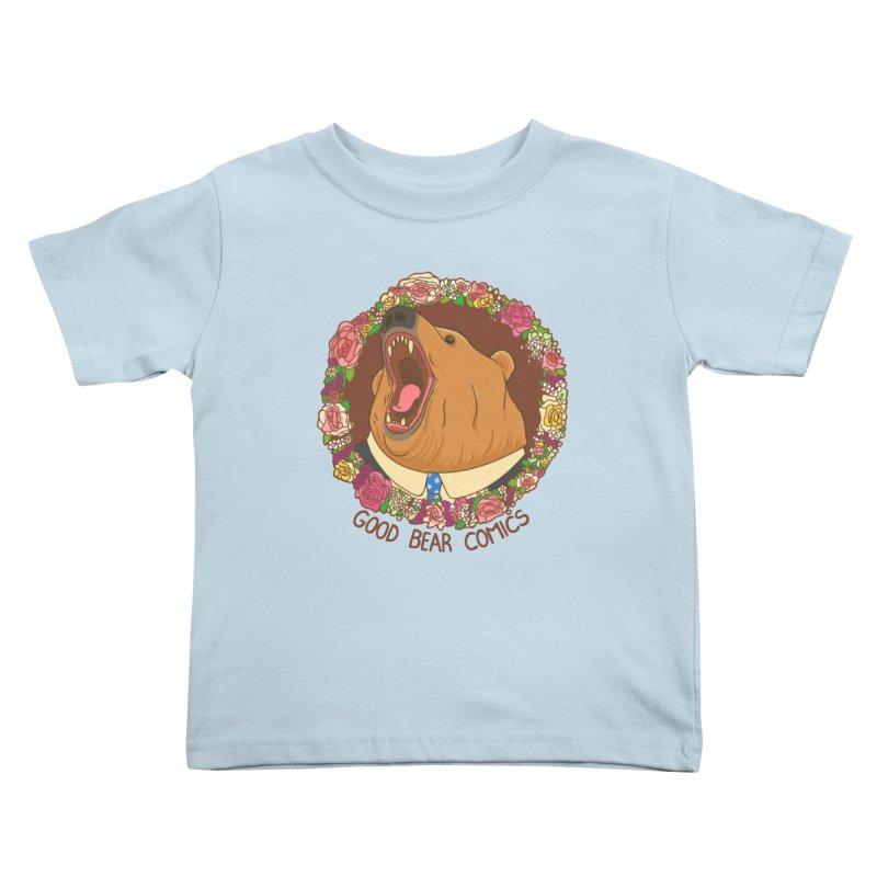 Good Bear Comics Kids Toddler T-Shirt by Good Bear Comics's Artist Shop