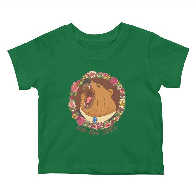 Good Bear Comics Kids Baby T-Shirt by Good Bear Comics's Artist Shop