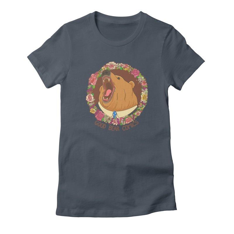 Good Bear Comics Women's T-Shirt by Good Bear Comics's Artist Shop