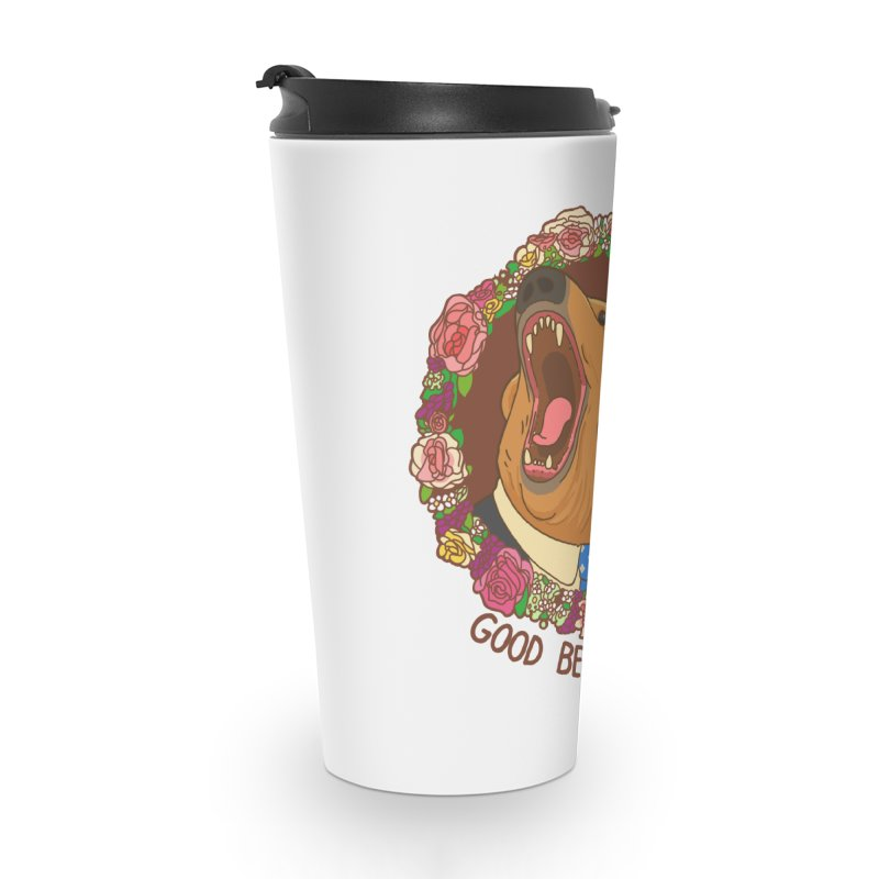 Good Bear Comics Accessories Travel Mug by Good Bear Comics's Artist Shop