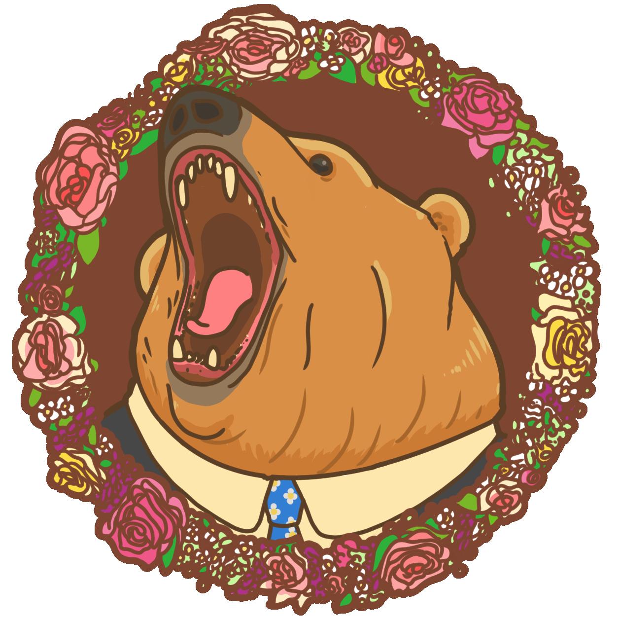 Good Bear Comics's Artist Shop Logo