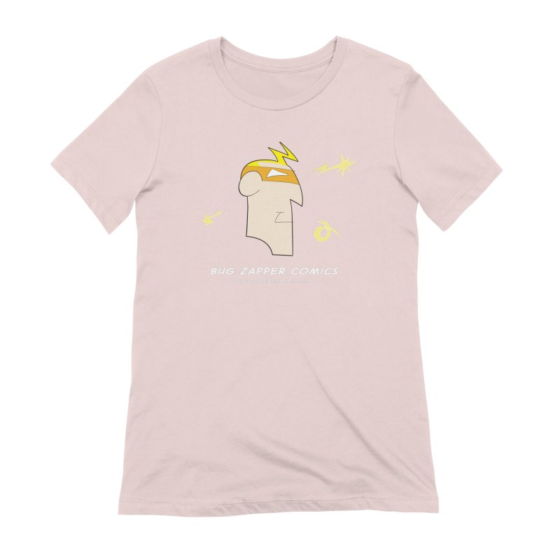 Bug Zapper Women's Extra Soft T-Shirt by The Bug Zapper