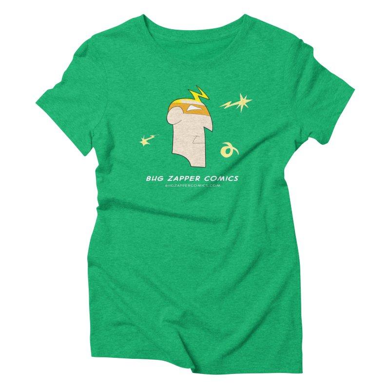 Bug Zapper Women's Triblend T-Shirt by The Bug Zapper