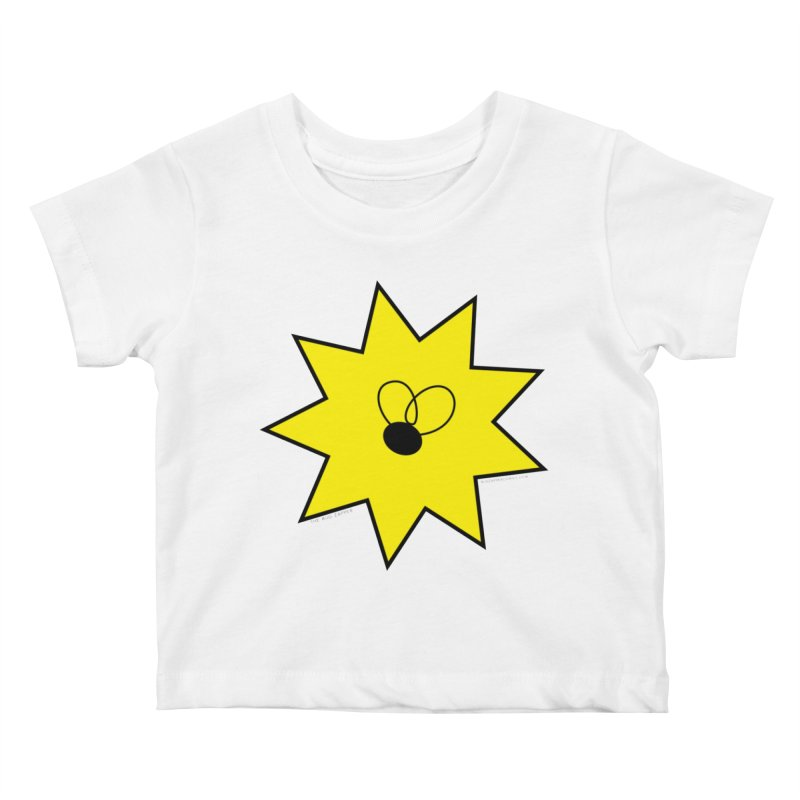 Bug Zapper logo Kids Baby T-Shirt by The Bug Zapper