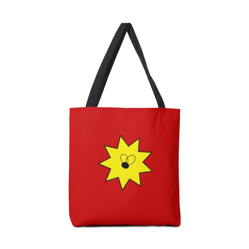 Bug Zapper logo Accessories Tote Bag Bag by The Bug Zapper