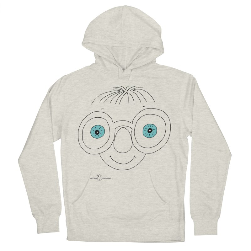 Sea Smile Women's Pullover Hoody by Good Morning Smile