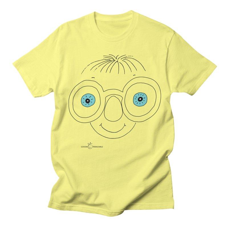 Sea Smile Men's T-Shirt by Good Morning Smile