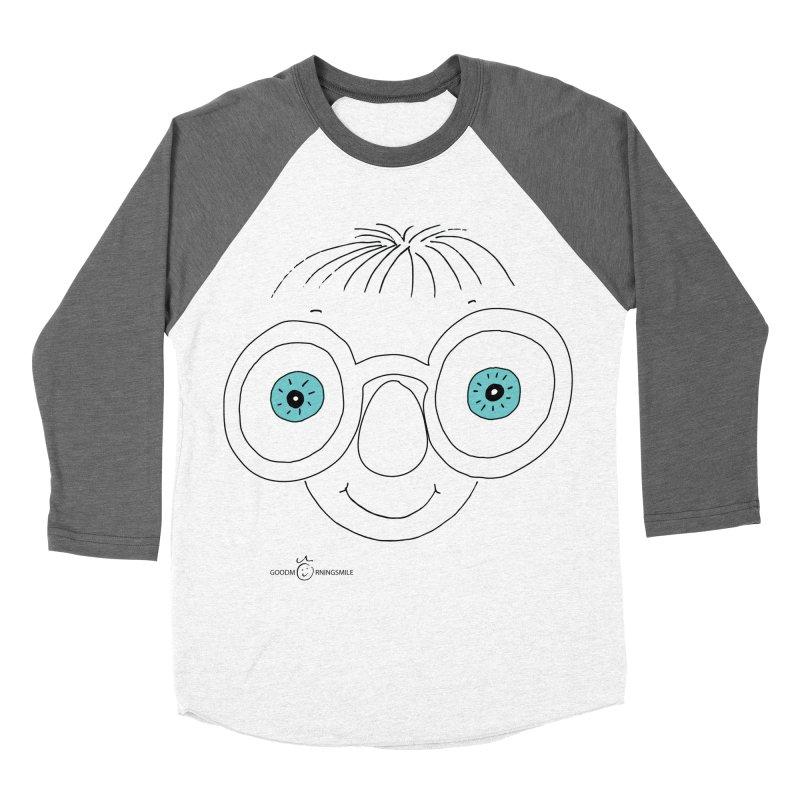 Sea Smile Women's Longsleeve T-Shirt by Good Morning Smile