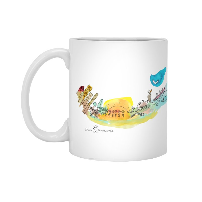 Urban Ecology Smile Accessories Standard Mug by Good Morning Smile