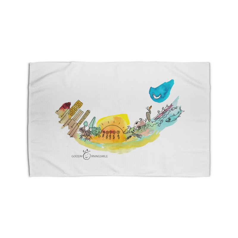 Urban Ecology Smile Home Rug by Good Morning Smile