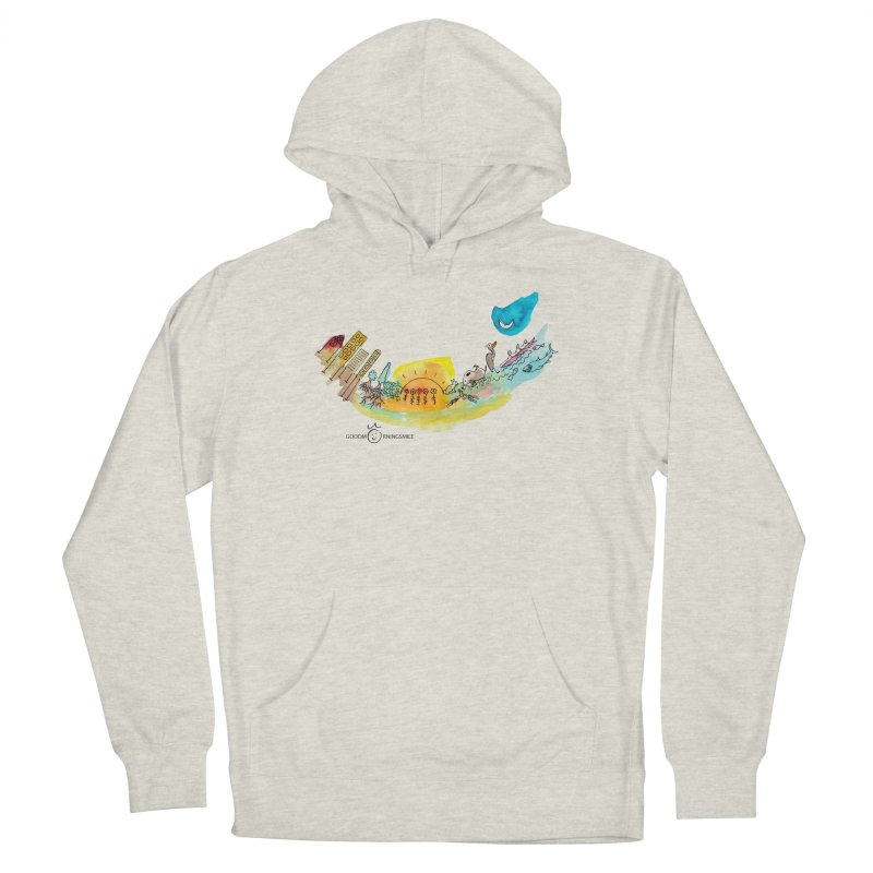 Urban Ecology Smile Men's Pullover Hoody by Good Morning Smile
