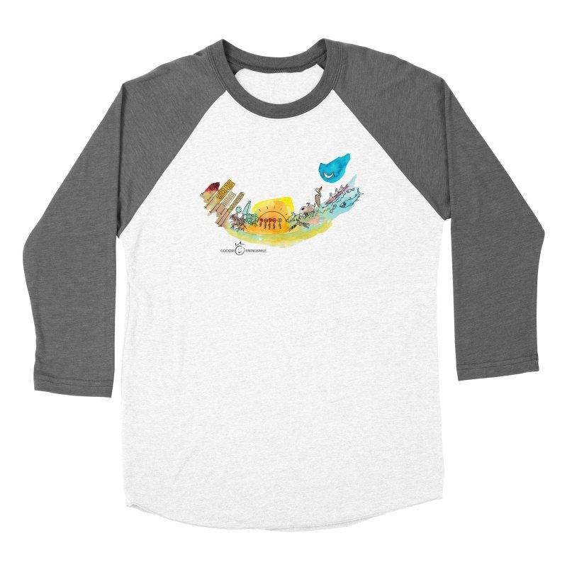Urban Ecology Smile Women's Longsleeve T-Shirt by Good Morning Smile