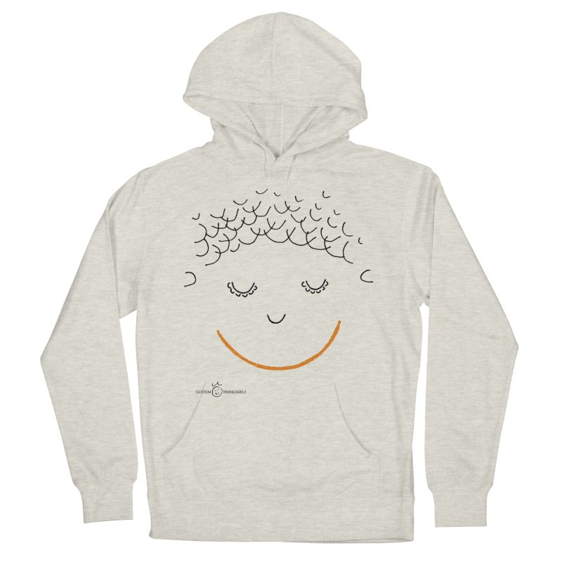 Smiling Smile Women's Pullover Hoody by Good Morning Smile