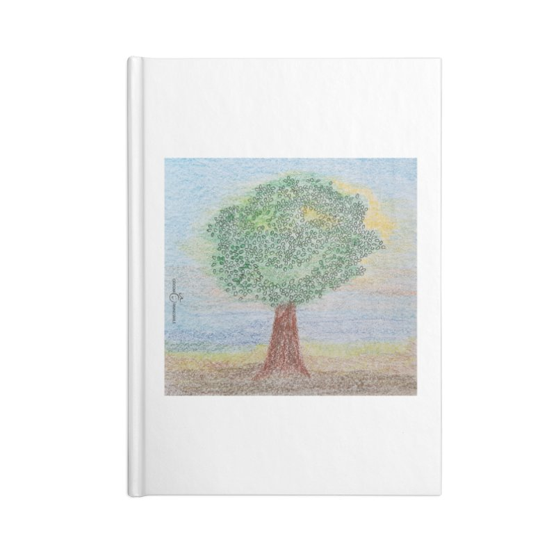 Tree Smile Accessories Notebook by Good Morning Smile