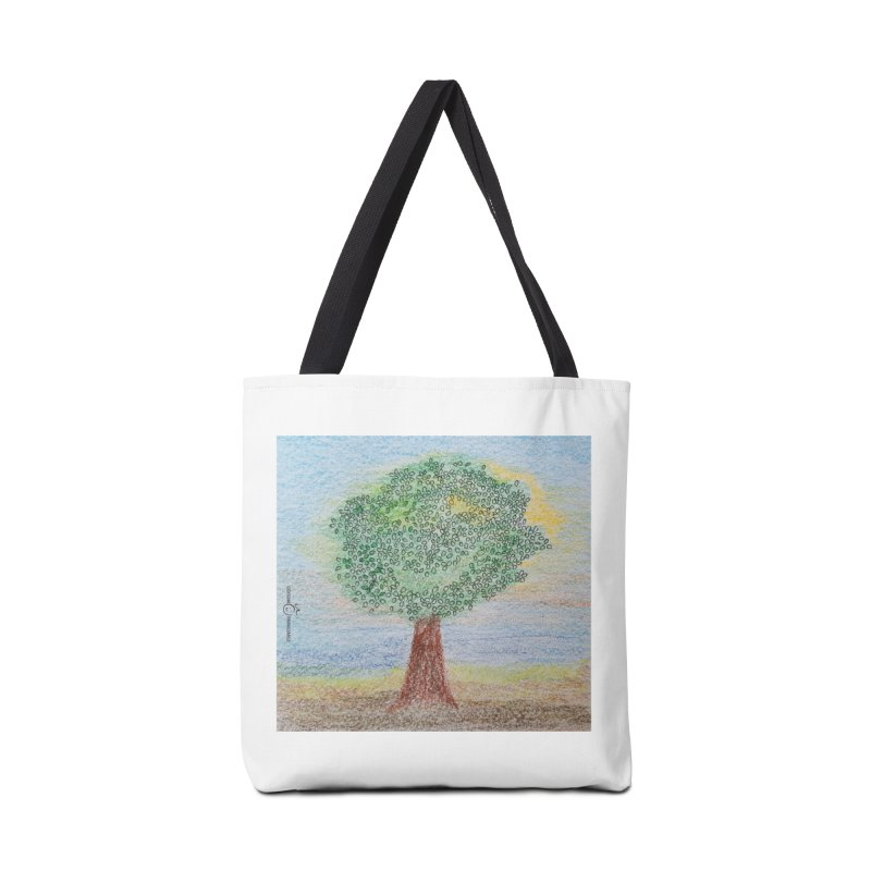 Tree Smile Accessories Bag by Good Morning Smile