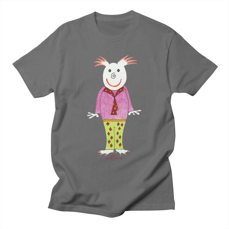 Pleased Smile Men's T-Shirt by Good Morning Smile