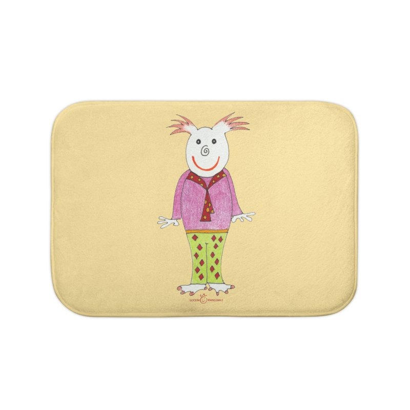 Pleased Smile Home Bath Mat by Good Morning Smile