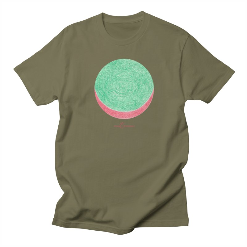 Watermelon Smile Women's Regular Unisex T-Shirt by Good Morning Smile