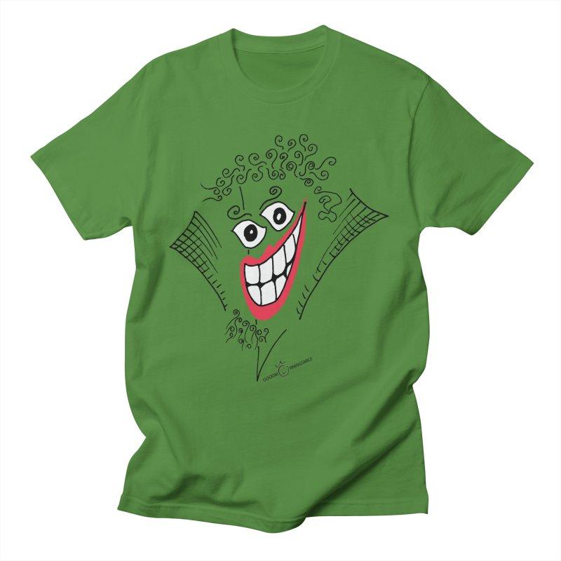 Sly smile Men's T-Shirt by Good Morning Smile