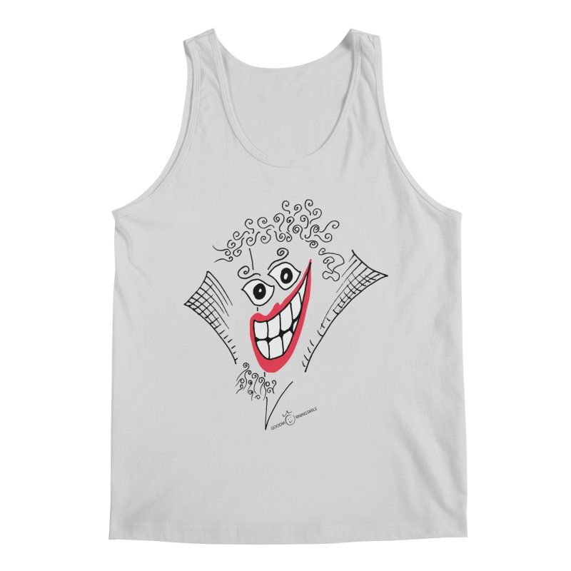 Sly smile Men's Tank by Good Morning Smile
