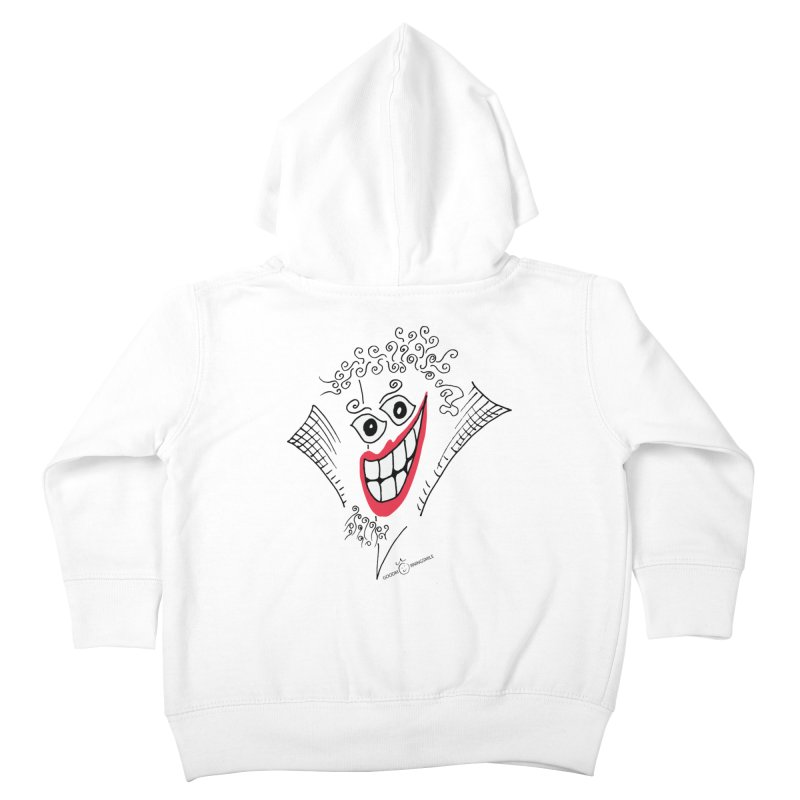 Sly smile Kids Toddler Zip-Up Hoody by Good Morning Smile