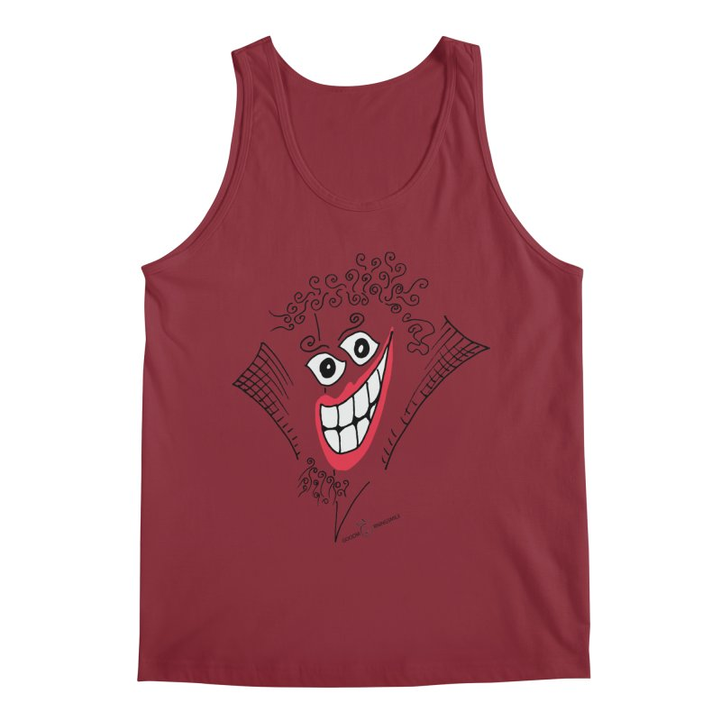 Sly smile Men's Regular Tank by Good Morning Smile