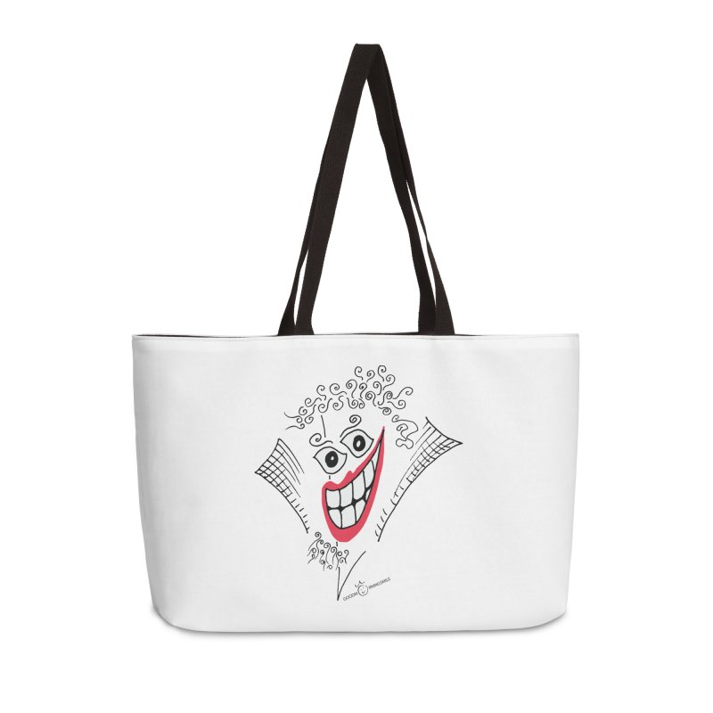 Sly smile Accessories Bag by Good Morning Smile