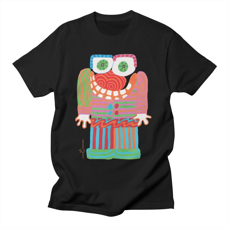 Goofy Smile Men's T-Shirt by Good Morning Smile