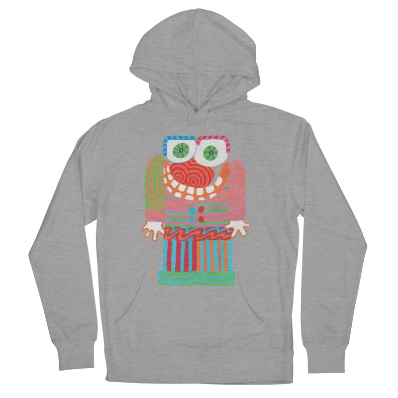 Goofy Smile Women's Pullover Hoody by Good Morning Smile