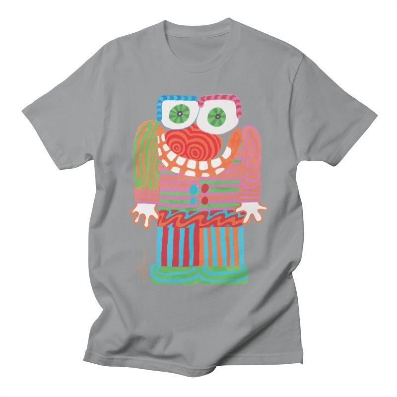 Goofy Smile Women's Regular Unisex T-Shirt by Good Morning Smile