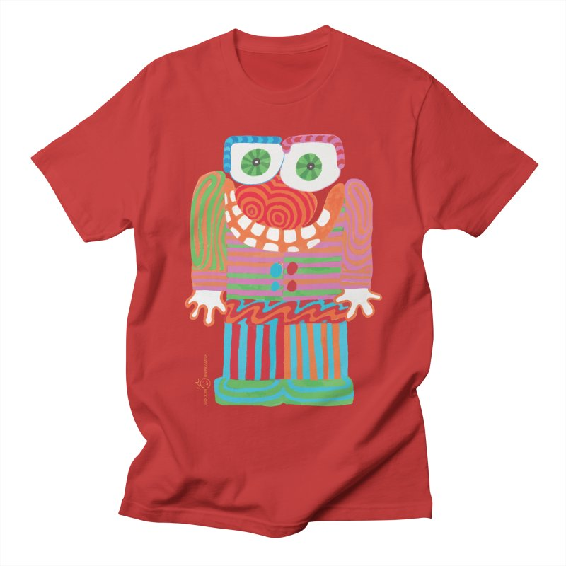 Goofy Smile Men's T-Shirt by Good Morning Smile
